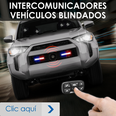 Soluciones de Intercomunicadores Vehiculares